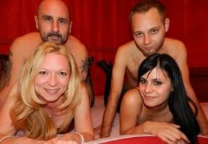 JackHart+BlondeJill+HeisserPete+Ann - camsex paare