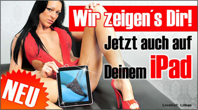 ipad sexcams